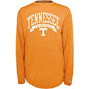 Champion Tennessee Volunteers Tennessee Orange Pursuit Long Sleeve Shirt
