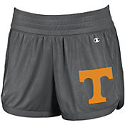 Champion Women's Tennessee Volunteers Grey Endurance Shorts