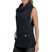 Champion Women's French Terry Sleeveless Hoodie