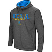 Colosseum Men's UCLA Bruins Grey Fleece Hoodie