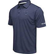 Colosseum Men's Villanova Wildcats Navy Axis Polo