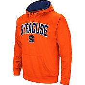 Colosseum Men's Syracuse Orange Orange Fleece Hoodie