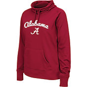 Colosseum Women's Alabama Crimson Tide Crimson Performance Hoodie