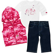 Carhartt Infant Horse Friends 3-Piece Set