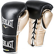 Everlast Powerlock Pro Fight Boxing Gloves