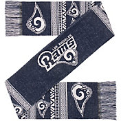 Forever Collectibles Los Angeles Rams Ugly Scarf