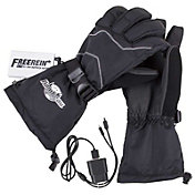 Flambeau 3.7V Rechargeable Heated Gloves Kit – Leather Palm