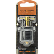 Field & Stream Twist Drain Plug
