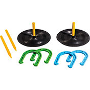 Franklin Sports Rubber Horseshoe Set