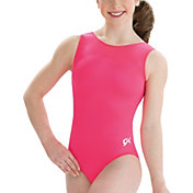 GK Elite Women's Scoop Back Gymnastics Tank Leotard