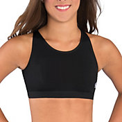 GK Elite Youth Modern Triangle Back Cheerleading Top