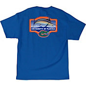 Guy Harvey Men's Florida Gators Blue Master's T-Shirt