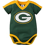 Gerber Infant Green Bay Packers Dazzle Onesie