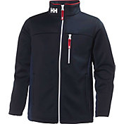 Helly Hansen Boys' Crew Fleece Jacket