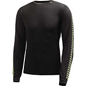 Helly Hansen Men's Lifa Stripe Long Sleeve Baselayer Top