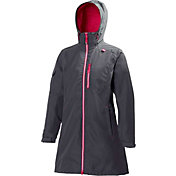 Helly Hansen Women's Long Belfast Rain Jacket