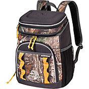 Igloo RealTree Hard Top Backpack Cooler
