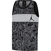 Jordan Boys' Jersey Sleeveless Shirt