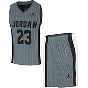 Jordan Infant Boys' Modern Retro Sleeveless Shirt and Shorts Two-Piece Set