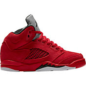 Jordan Kids' Preschool Air Jordan 5 Retro Basketball Shoes