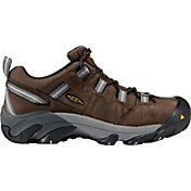 KEEN Men's Detroit Low ESD Steel Toe Work Shoes