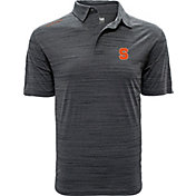 Levelwear Men's Syracuse Orange Grey Sway Polo