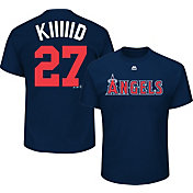 Majestic Men's Los Angeles Angels Mike Trout 'Kiiiiid' MLB Players Weekend T-Shirt