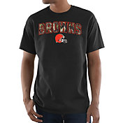 Majestic Men's Cleveland Browns Heritage Camo T-Shirt