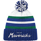 Mitchell & Ness Men's Dallas Mavericks Cuffed Knit Hat