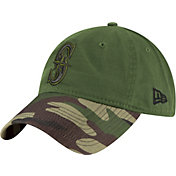 New Era Men's Seattle Mariners 9Twenty 2017 Memorial Day Camo Adjustable Hat