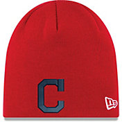 New Era Men's Cleveland Indians Knit Hat