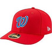 New Era Men's Washington Nationals 59Fifty MLB Players Weekend Low Crown Authentic Hat