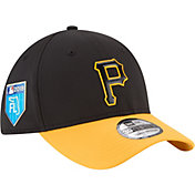 New Era Men's Pittsburgh Pirates 39Thirty PROLIGHT 2018 Spring Training Stretch Fit Hat