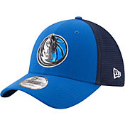 New Era Men's Dallas Mavericks On-Court 39Thirty Stretch Fit Hat