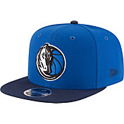 New Era Men's Dallas Mavericks 9Fifty Adjustable Snapback Hat