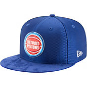 New Era Men's Detroit Pistons 2017 NBA Draft 59Fifty Fitted Hat