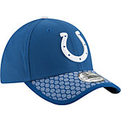 New Era Men's Indianapolis Colts Sideline 2017 On-Field 39Thirty Flex Hat