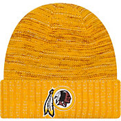 New Era Men's Washington Redskins Color Rush 2017 On-Field Knit Hat