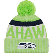 New Era Men's Seattle Seahawks Sideline 2017 Team Alt Sport Knit