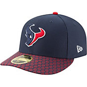 New Era Men's Houston Texans Sideline 2017 On-Field 59Fifty Fitted Hat