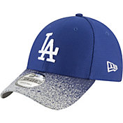 New Era Youth Los Angeles Dodgers 9Forty Visor Blur Adjustable Hat