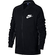 Nike Boys' Sportswear Advance 15 Bomber Jacket