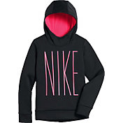Nike Girls' Therma Graphic Hoodie