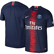 Nike Men's Paris Saint-Germain 2018 Breathe Stadium Home Replica Jersey