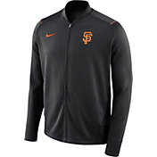 Nike Men's San Francisco Giants Dri-FIT Full-Zip Knit Jacket