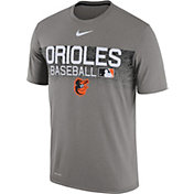 Nike Men's Baltimore Orioles Dri-FIT Authentic Collection Legend T-Shirt