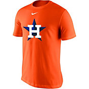 Nike Men's Houston Astros Dri-FIT Orange Legend T-Shirt