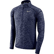 Nike Men's Dry Element Half Zip Long Sleeve Running Shirt