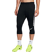 Nike Men's 3/4 Length Dry Squad Soccer Pants