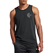 Nike Men's Dry Sleeveless Graphic Basketball Shirt